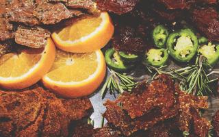 Меню выживальщика: «Джерки» — сушеное мясо