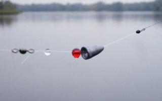 Рыболовная снасть каролина