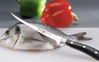 Нож для чистки рыбы от чешуи: виды, правила выбора хорошей модели