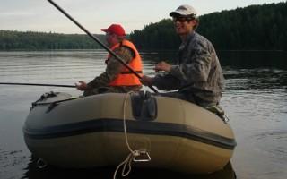 Лучший катер для рыбалки
